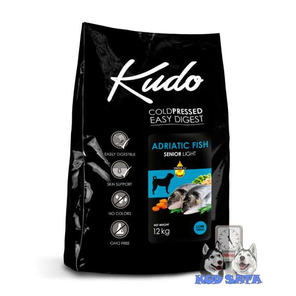 Kudo LG Adriatic Fish Senior/Light