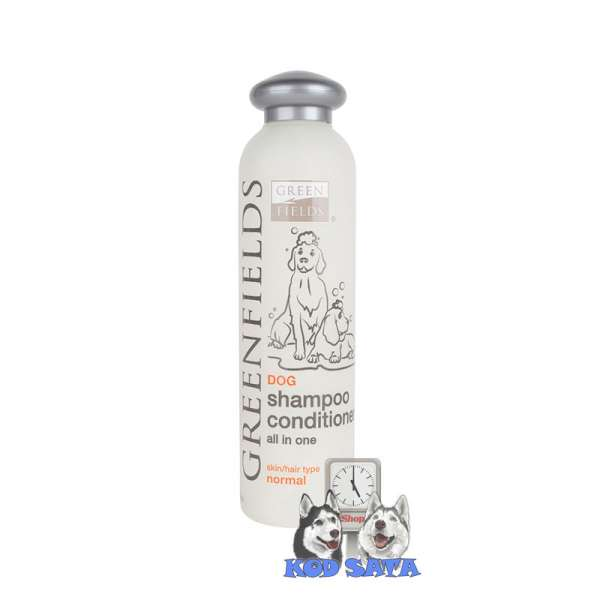 Greenfields Shampoo & Conditioner 5l