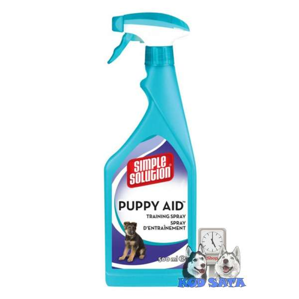 Simple Solution Puppy Aid Training 500ml